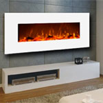 Touchstone Ivory Fireplace