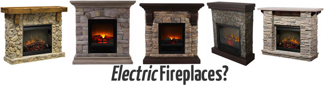 Top 5 Stone Electric Fireplace Models
